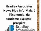 Bradley Associates News Blog Info:Malgré l'économie, du tourisme espagnol prospère
