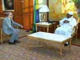 Rencontre du Président Ali Bongo Ondimba avec des investisseurs du New York Forum Africa