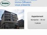 Location Appartement  Montpellier  34080 - 65 m2