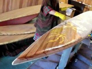 Roy Stuart : portrait d'un surfer - shaper insolite !