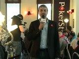PokerStarsLive - France Poker Series Saison 2 Coverage Gujan-Mestras - Day1A (3/8)