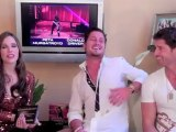 Dancing With The Stars Pre Party 4 Part 2 Stuart Brazell & Rib Hillis , Guest Val Chmerkovskiy