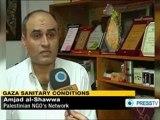 Gazans suffer dire sanitary condition