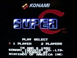 First Level - Only - Super C - Nintendo