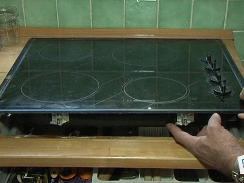 Demonter Plaque De Cuisson Electrique coment installer une plaque de cuisson à induction ?