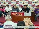 Chávez insta a evitar enfrentamientos con la oposición