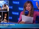 EXTRAIT - Drucker et Camille, les cailleras d'Europe1