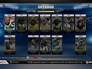 Trailer Ultimate Team de Madden NFL 13