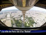 """Défilé du 14 juillet: des avions """"Rafale"""" survolent Paris"""