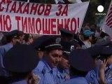 Ukraine : les partisans de Ioulia Timochenko à nouveau...