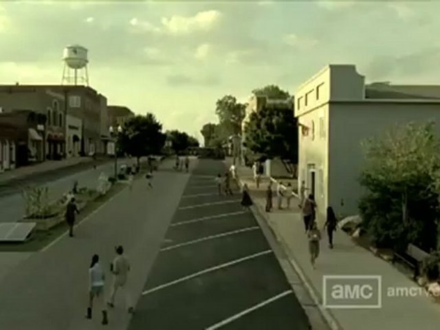 The Walking Dead Season 3 Comic Con 2012 Trailer