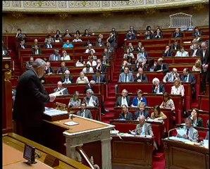 Bilan de l'exécution du budget 2011, mon discours à l'Assemblée nationale (11/07/2012)