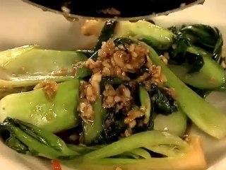 Stir Fried Pak Choi