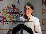 Bassin Minier UNESCO Discours d'Aurélie Filippetti Ministre de la Culture  - Télé Gohelle