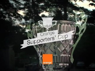 The Supporters' Cup Winners, a VIP Trip to KIEV