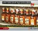 Liquor lovers protest against liquor price hike