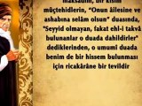 MEHMET ALİ KAYA'YA CEVAP - 17 (BEDİÜZZAMAN SAİD NURSİ SEYYİD DEĞİLDİ)