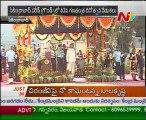 Republic Day Flag hoisting by ESL Narasimhan - 04