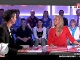Morandini : une personne dans le public fait pipi en direct
