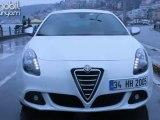 Alfa Giulietta QV Testi ile Otomobil Dünyam