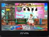Street Fighter X Tekken - PS Vita Tekken Gameplay