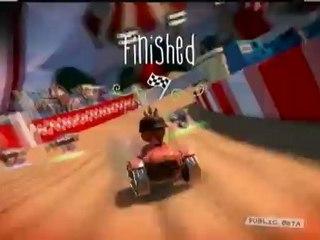 Public Beta PS3 de LittleBigPlanet Karting