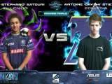 WCS : Stephano vs Dayshi - Map 2