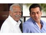 Salman Khan Talks About Dara Singh's Sad Demise - Bollywood News