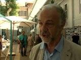 Festival Avignon Off 2012 - Entretien avec Jean-marie Cambacérès