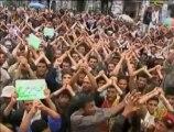 """خروج ملايين اليمنيين في جمعة """"ثورة حتى النصر"""""""