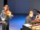 Dimitri Murrath en concert au festival Juventus