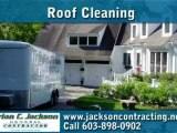 Roof Cleaning in Danvers, MA - Call 603-898-0902