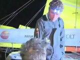 Semaine 1 - Vendée Globe 2008-2009 jour après jour...