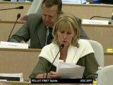 AP 12 juillet 2012 - Intervention de Sylvie PELLAT-FINET sur le bilan d'activités de Rhône-Alpes Tourisme