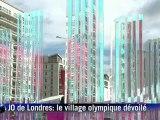 JO-2012: les organisateurs dévoilent le village Olympique