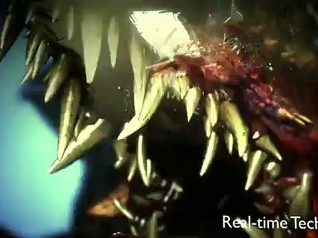 Agni's Philosophy Tech Demo - E3 2012 - Real-Time Tech Demo (Cam) HD (ps3-xbox360)
