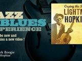 Lightnin' Hopkins - New York Boogie