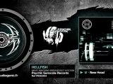 HELLFISH - 12 - NEW HEAD - MEAT MACHINE BROADCAST SYSTEM - PKGCD03