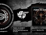 PSIKO VS GOBUS - B1 - MACHINE PT3 - RADIOACTIVE EP - PKG40