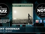 Benny Goodman - Stompin' At the Savoy (1936)