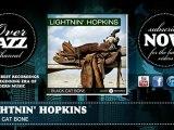 Lightnin' Hopkins - Black Cat Bone (1950)