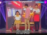 'The Thing Called Love' Gag Concert E650 ( ENGSUB)