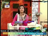 Good Morning Pakistan By Ary Digital - 13th July 2012 - Part 1/4
