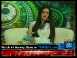 Mast Mornings With Sadia Imam - 13th July 2012 - Part 2/4