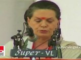 Sonia Gandhi: Congress always concerned about farmers