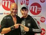 RADIO / ITW de Pascal Obispo sur MFM Radio / A fleur de P.O