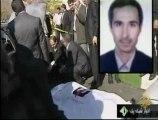 اغتيال عالم الفيزياء داريوش رضائي في ايران
