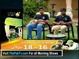 Aaj Subh with Ali Salman - 13th July 2012 Part 1