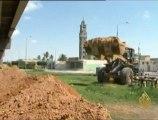 ثوار ليبيا يواصلون التقدم في عمق الزاوية