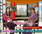 Vanitha Help Line - Women Of this week Advocate Nischala Reddy - 01